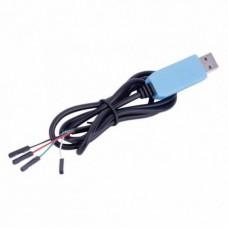 Новый FT232RL USB для TTL 4-контактный Последовательный Преобразователь