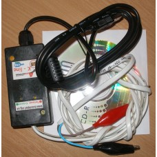 Универсальный USB K-line адаптер, автопереключение 5=12В Не Китай