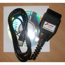 Диагностический сканер OP-COM 2014 (прошивка 1.59)