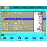 Печатная плата для  Адаптер диагностический UNiscan VISA 1.83 полностью на русском + корпус